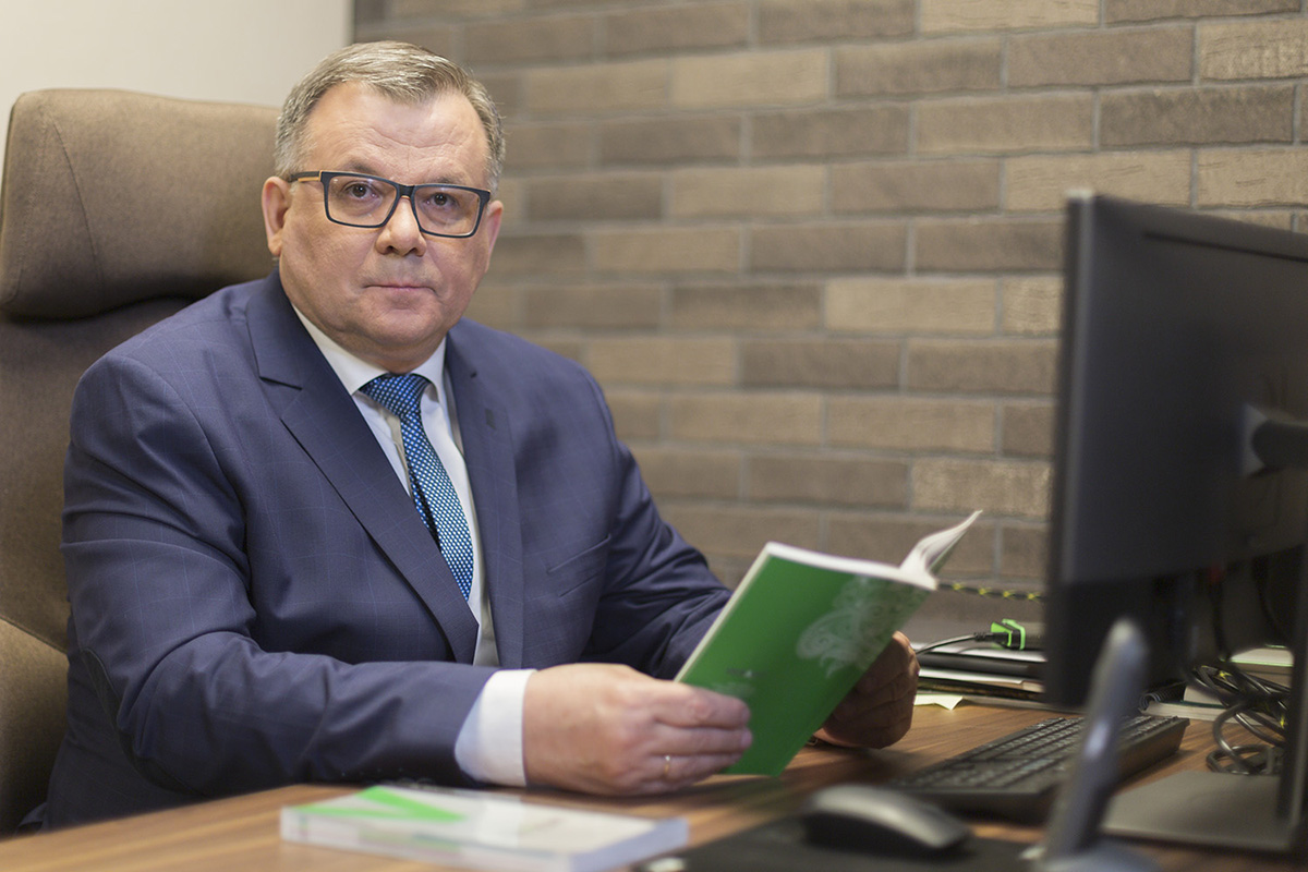 Сергій Адаменко, керуючий відділу продуктів та сервісів мікродобрив компанії «UKRAVIT»